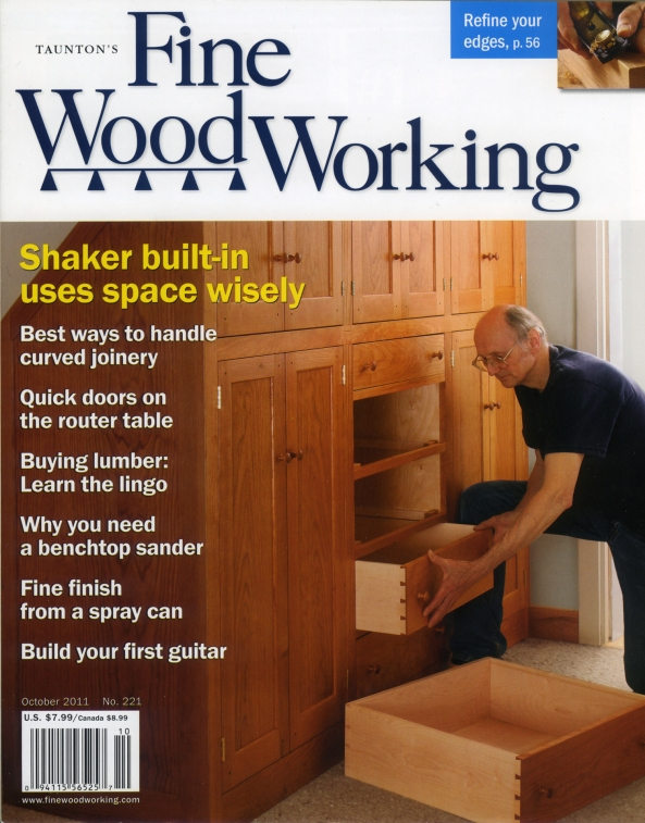 Build Fine Woodworking Magazine Archive DIY bunk bed building plans ...