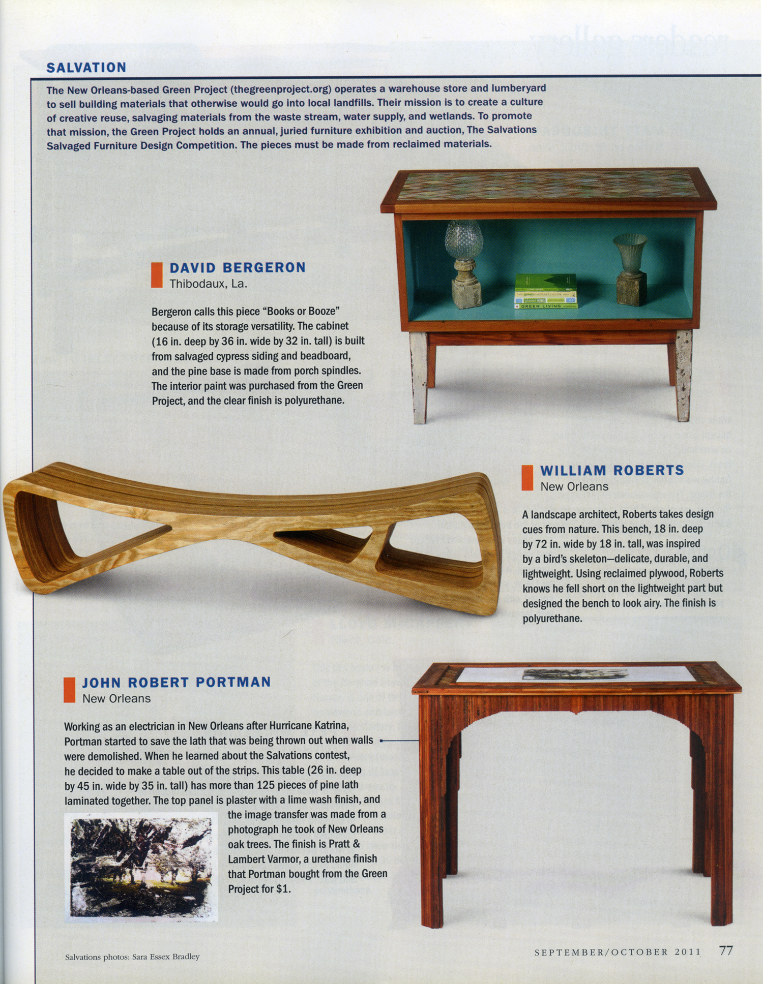 Fine Woodworking Magazine Portman Workshop